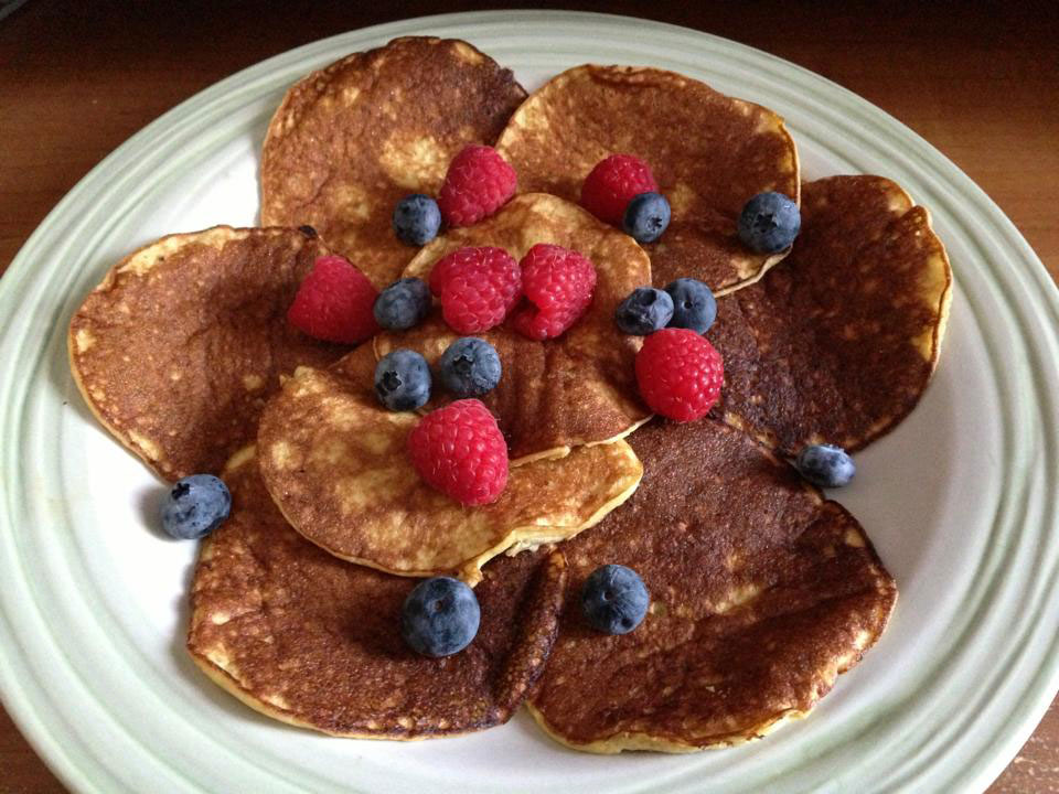 Banana Pancakes – Healthy and Simply Filling!