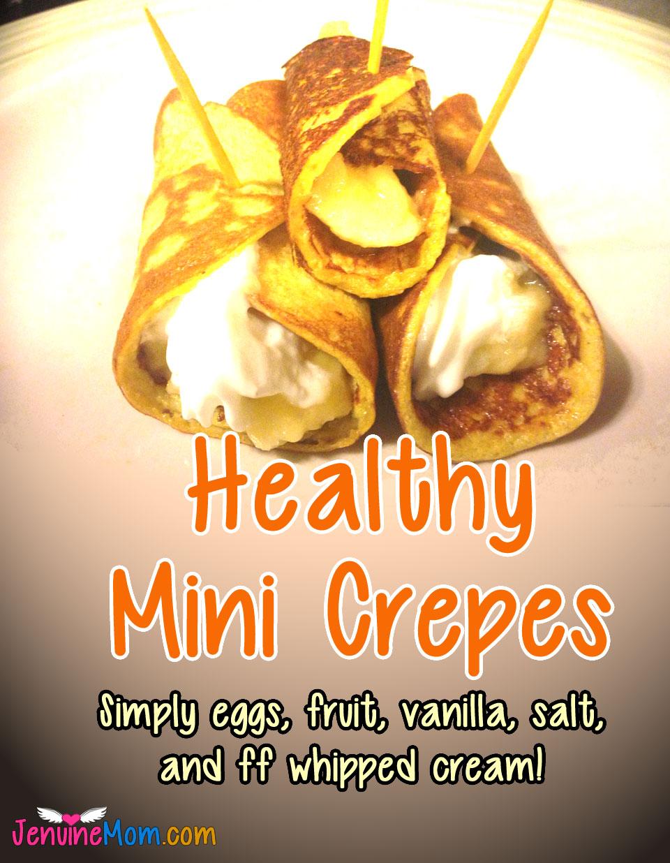 healthy crepes