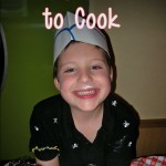 Why I Teach My Son to Cook