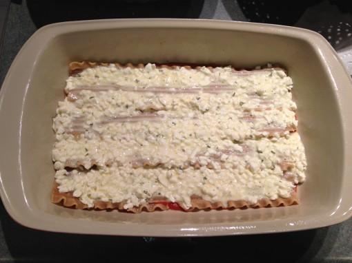 Healthy 9 Layer Lasagna 100 Simply Filling And So