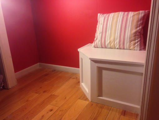 Built-in Bench Complete