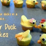 Rubber Duck Cupcakes: How to Make These Cute Treats This Spring