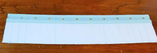 Front and middle pockets of the Cricut Maker Mat