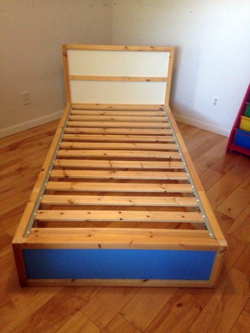 KURA bed becomes a teen bed!