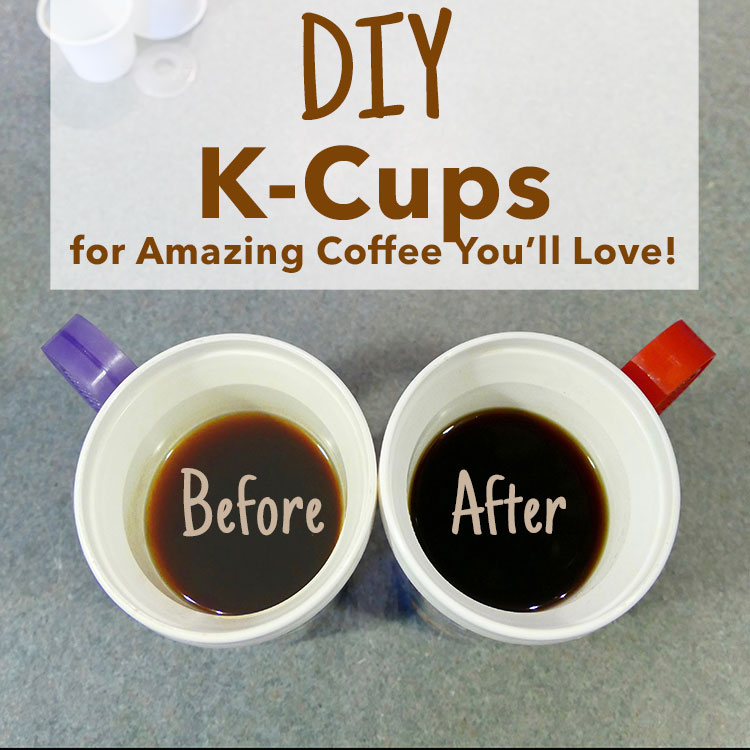 How Much Coffee Is In Ak Cup >> How To Make Diy K Cups For Amazing Coffee You Ll Love Jennifer Maker