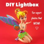 DIY Lightbox for Expert Photos that Wow! Step-By-Step Tutorial | JenuineMom.com