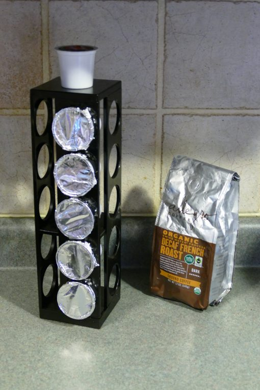 DIY K-Cups for Better Tasting Coffee | JenuineMom.com