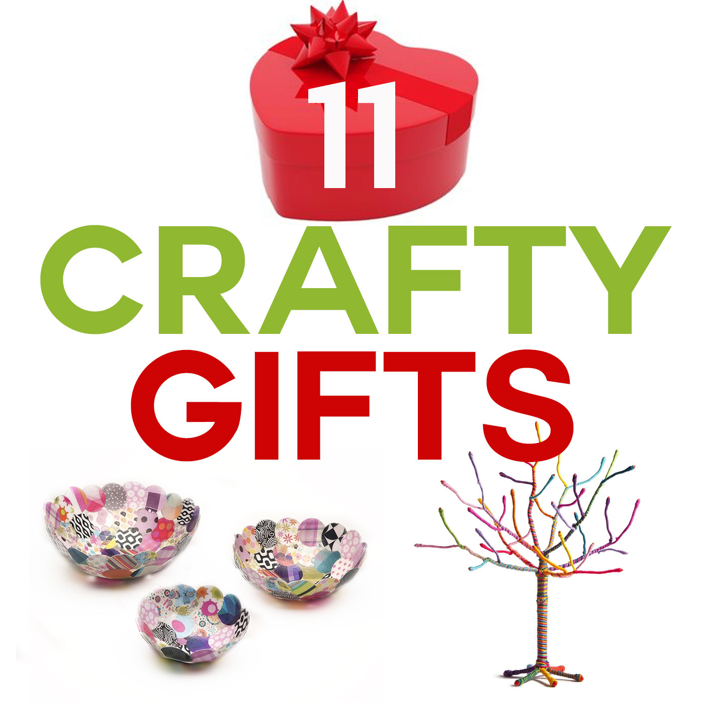 11 DIY Kits for Crafty People | Guide Guide | JenuineMom.com