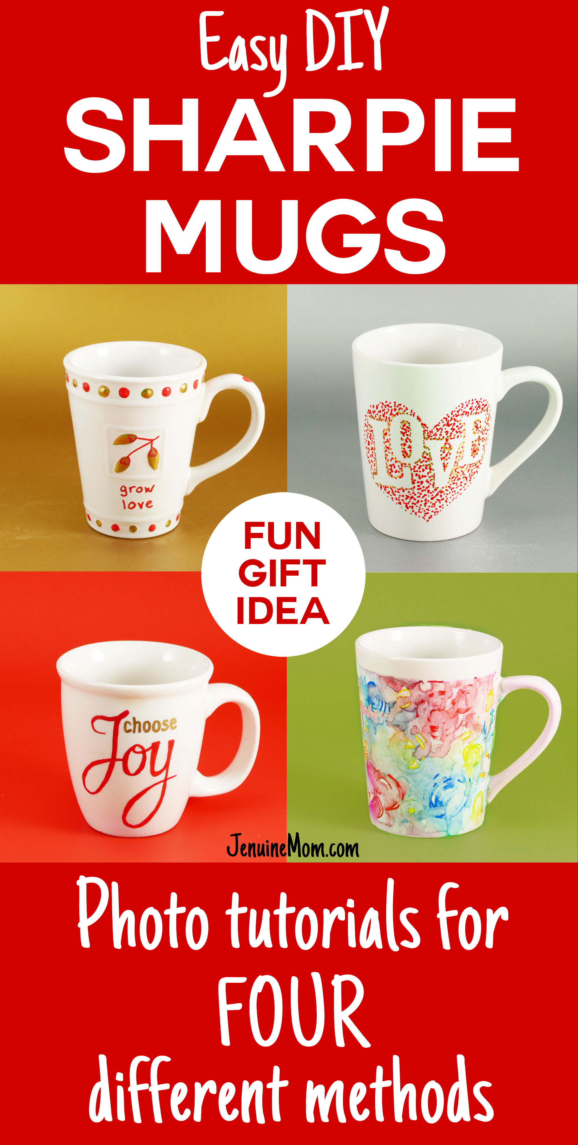 Diy Sharpie Mugs For Easy Personalized Gifts Jennifer Maker