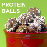 3 Protein Ball Recipes: Cocoa, Nut-Free, & Peppermint Mocha