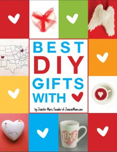 Best DIY Gifts with Heart | JenuineMom.com