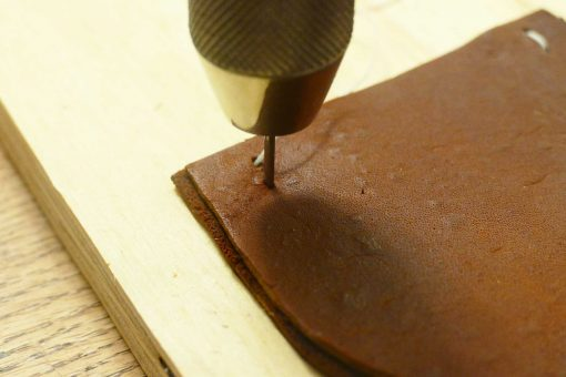 DIY Leather Wrapped Stone Nordstrom Knockoff   JenuneMom.com