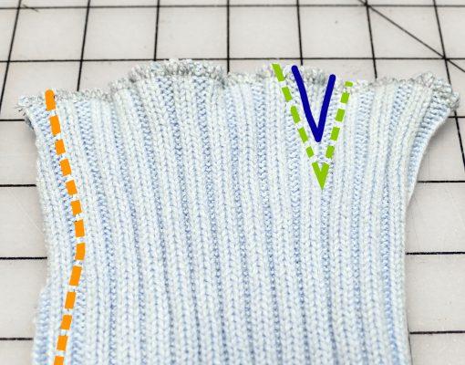 DIY Sweater Fingerless Gloves | JenuineMom.com
