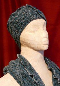 DIY Sweater Ear Warmer| Upcycle | Restyle | JenuineMom.com