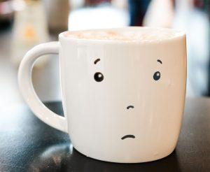 No More Caffeine!