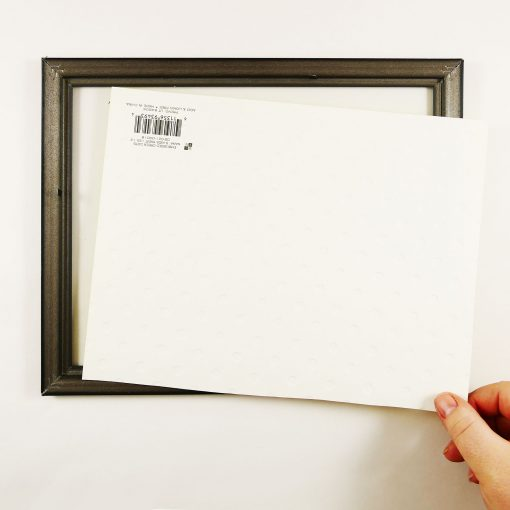 DIY Dry Erase Board From Dollar Store Finds   JenuineMom.com