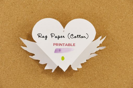 16 Best Paper Types for Every Craft | Rag Paper | JenniferMaker.com
