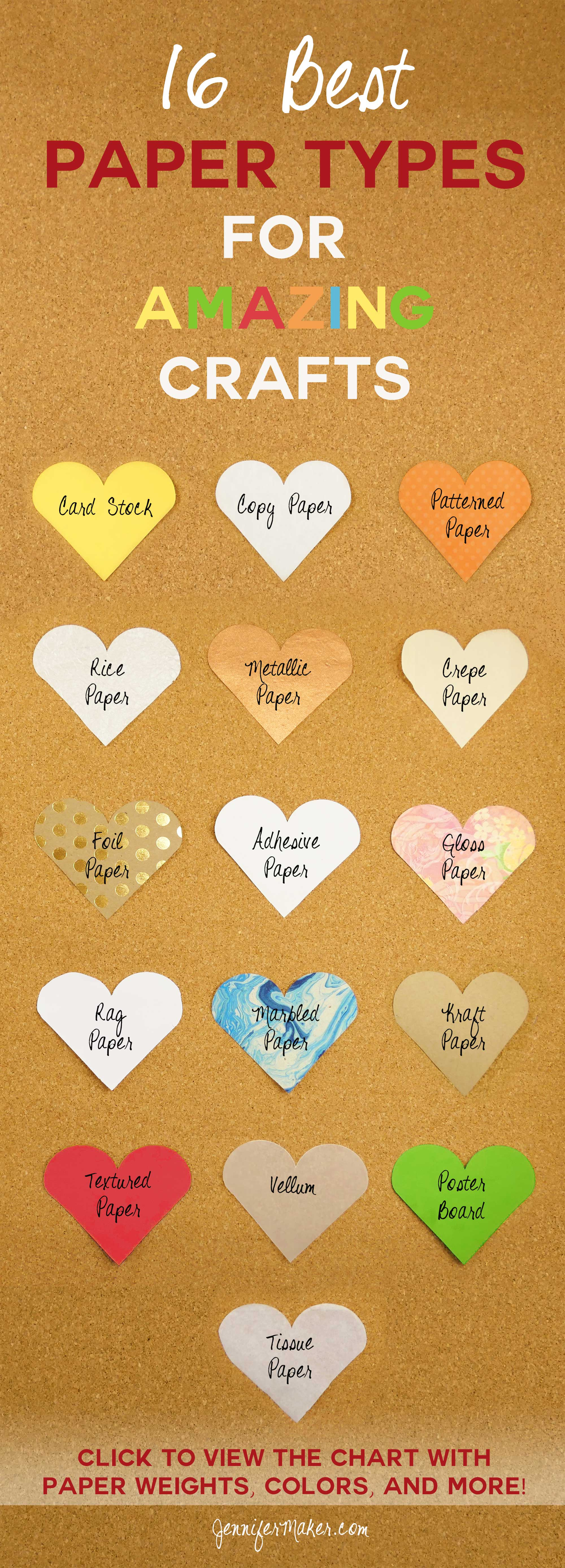 Types of paper crafts 28 images what are the different for Chart paper craft work