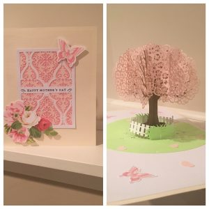 Pop Up Cherry Tree by Mary Ann Penn