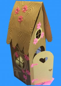 Fairy House made by Laura Robison