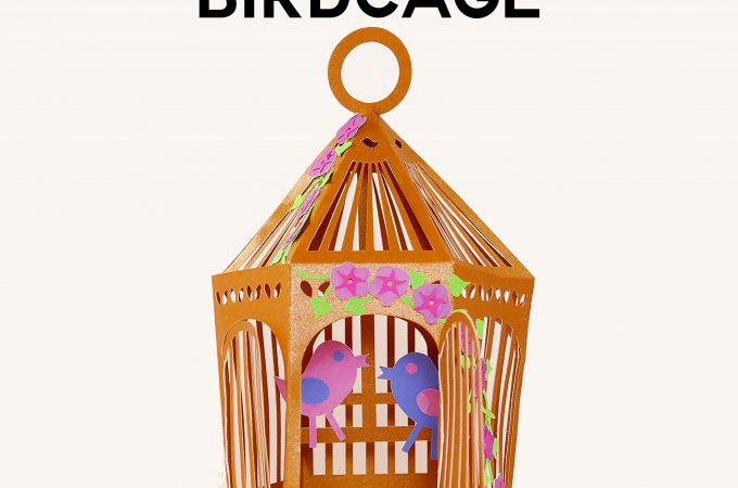 Pop-Up Paper Birdcage