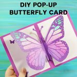 DIY Pop-Up Butterfly Card Tutorial – Easy 5″ x 7″