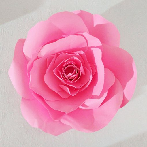 Giant Rose by Jennifer Maker - Made by Reader Amruta Tengase