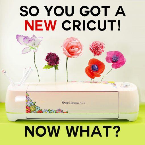 New Cricut Setup Guide   Cricut Explore Air   Tips and Tricks