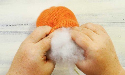 Stuff your sweater pumpkin