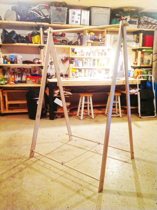 Organized Garage - Organized Craft Room Challenge