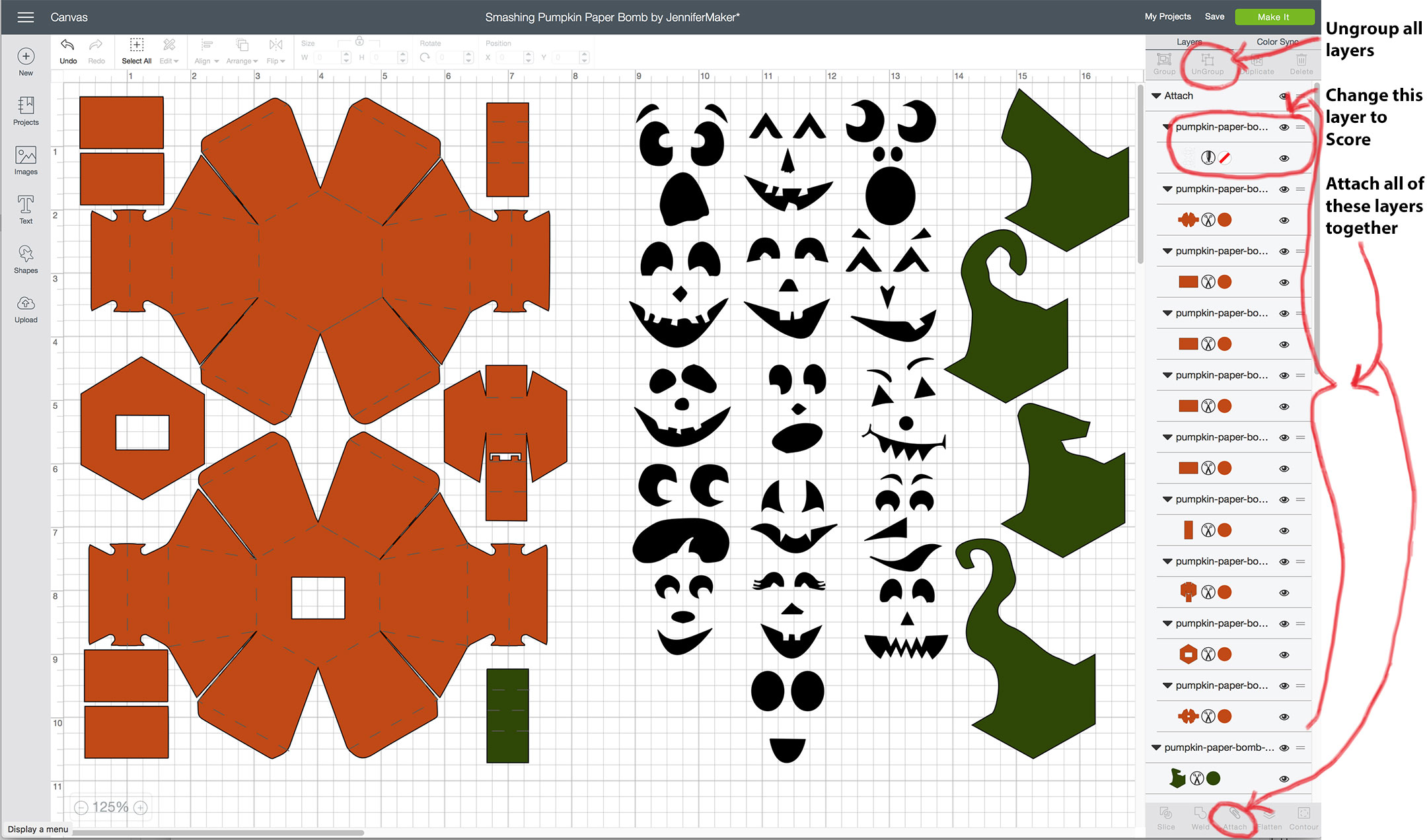 pop up cut out minecraft chest how to make