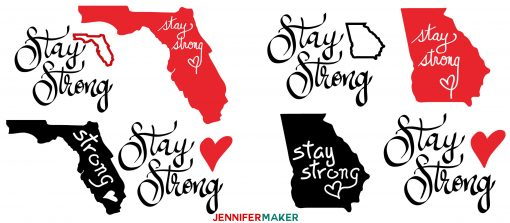 Stay Strong States