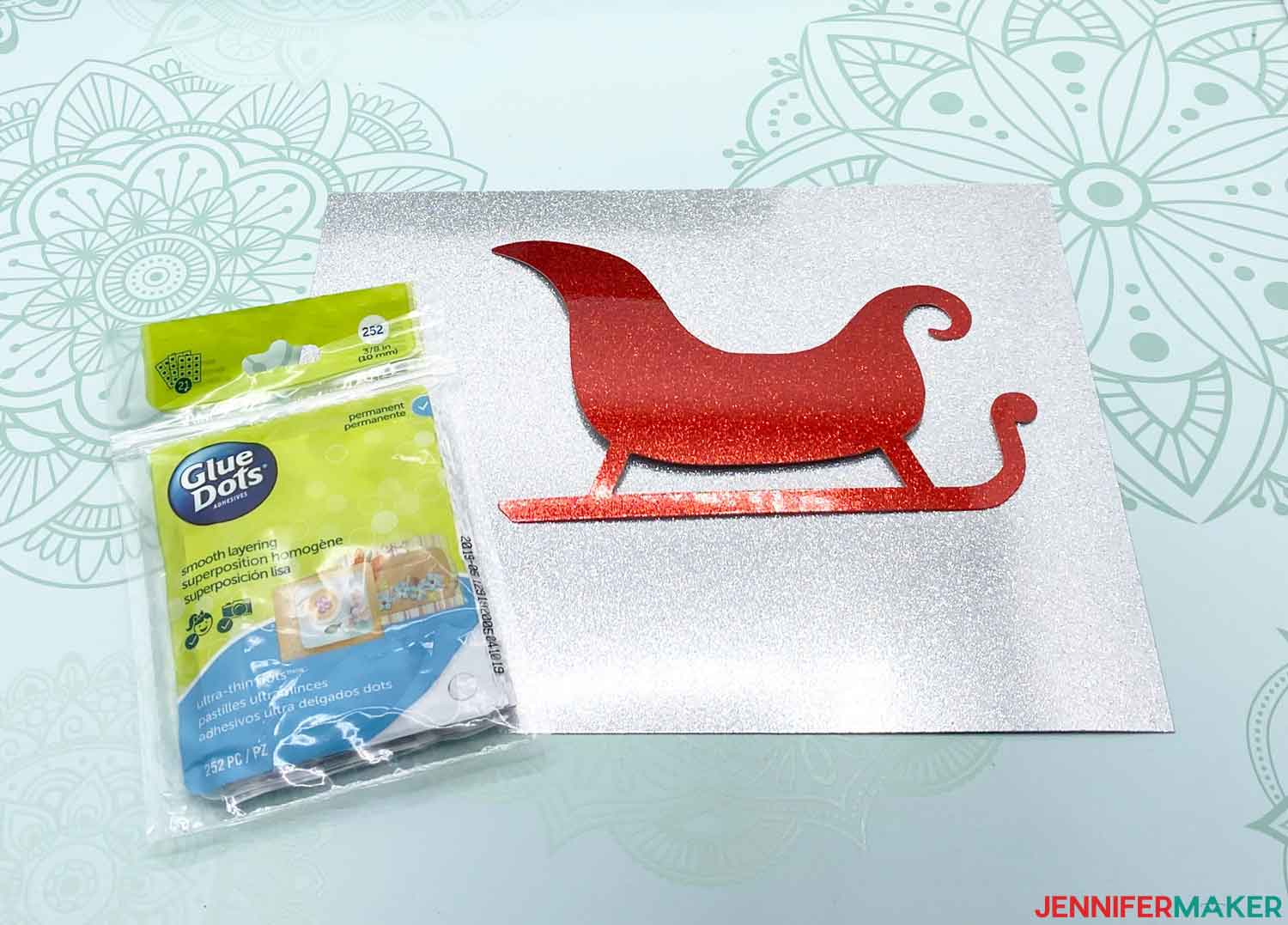 Christmas-craft-red-sleigh-JenniferMaker-RS