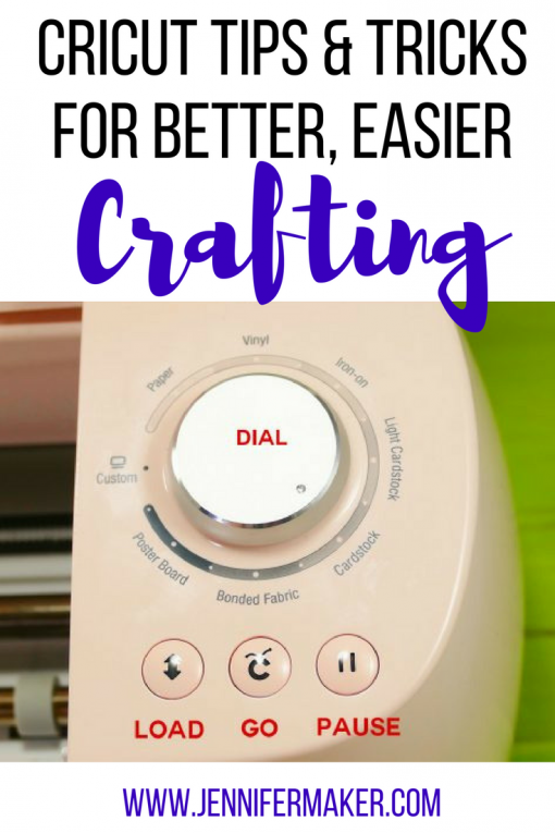 The BEST Cricut Tips and Tricks for Better Crafting | Cricut Settings | Cricut Hacks