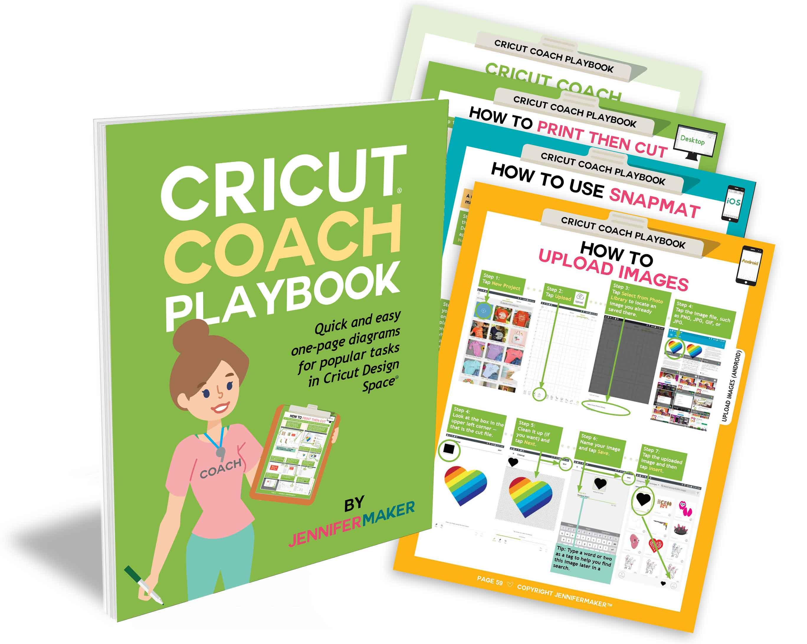 Cricut Coach Playbook