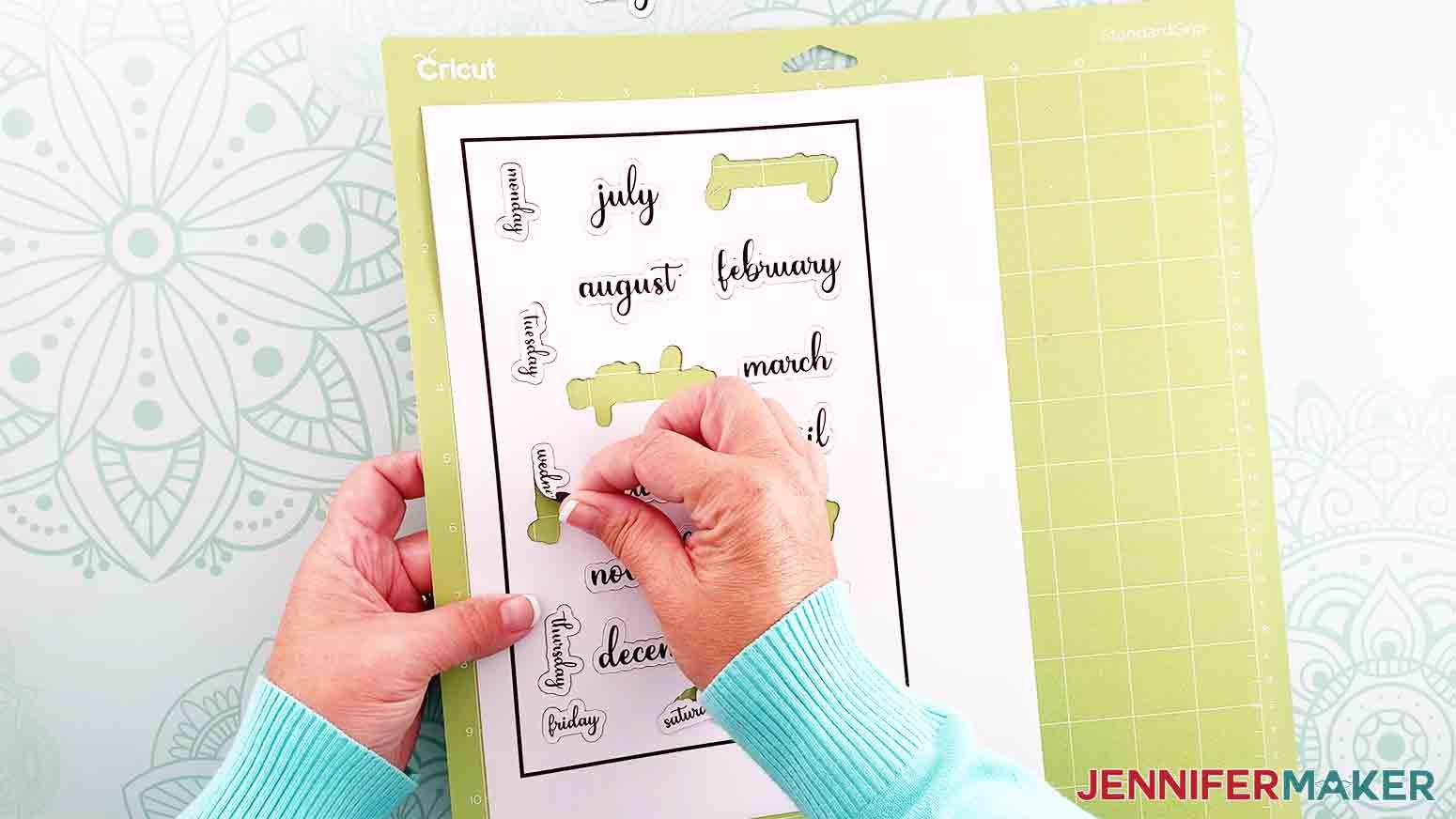 DIY-Whiteboard-Calendar-JenniferMaker-peel-off-magnets