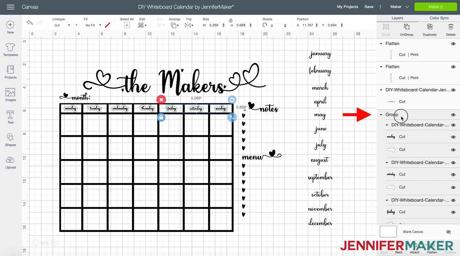 DIY-Whiteboard-Calendar-JenniferMaker-select-group-three