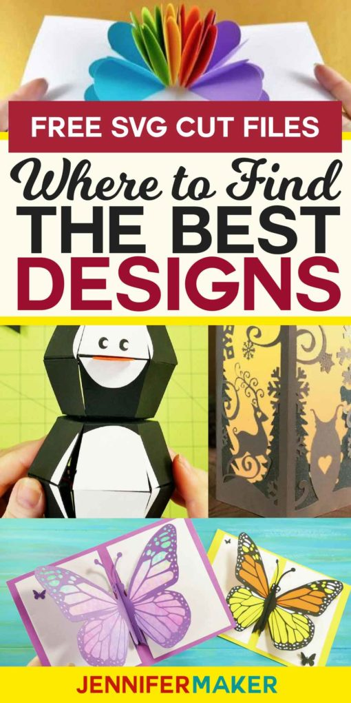 Best SVG Free Files List -- Where to Find the Best Free SVG Cut Files Online #cricut #silhouette #svg