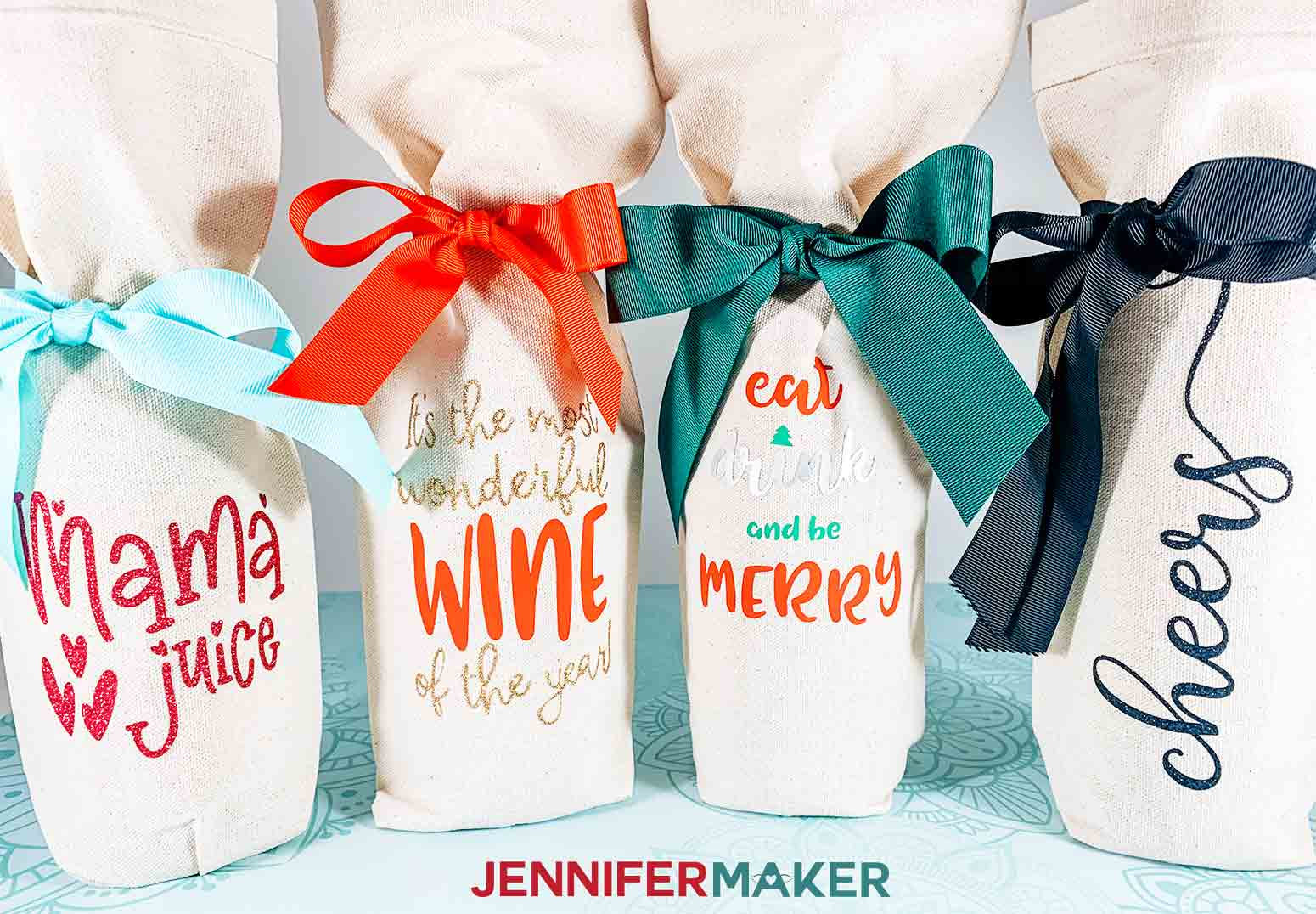 Festive-Holiday-Wine-Totes-JenniferMaker-Cover-Shot