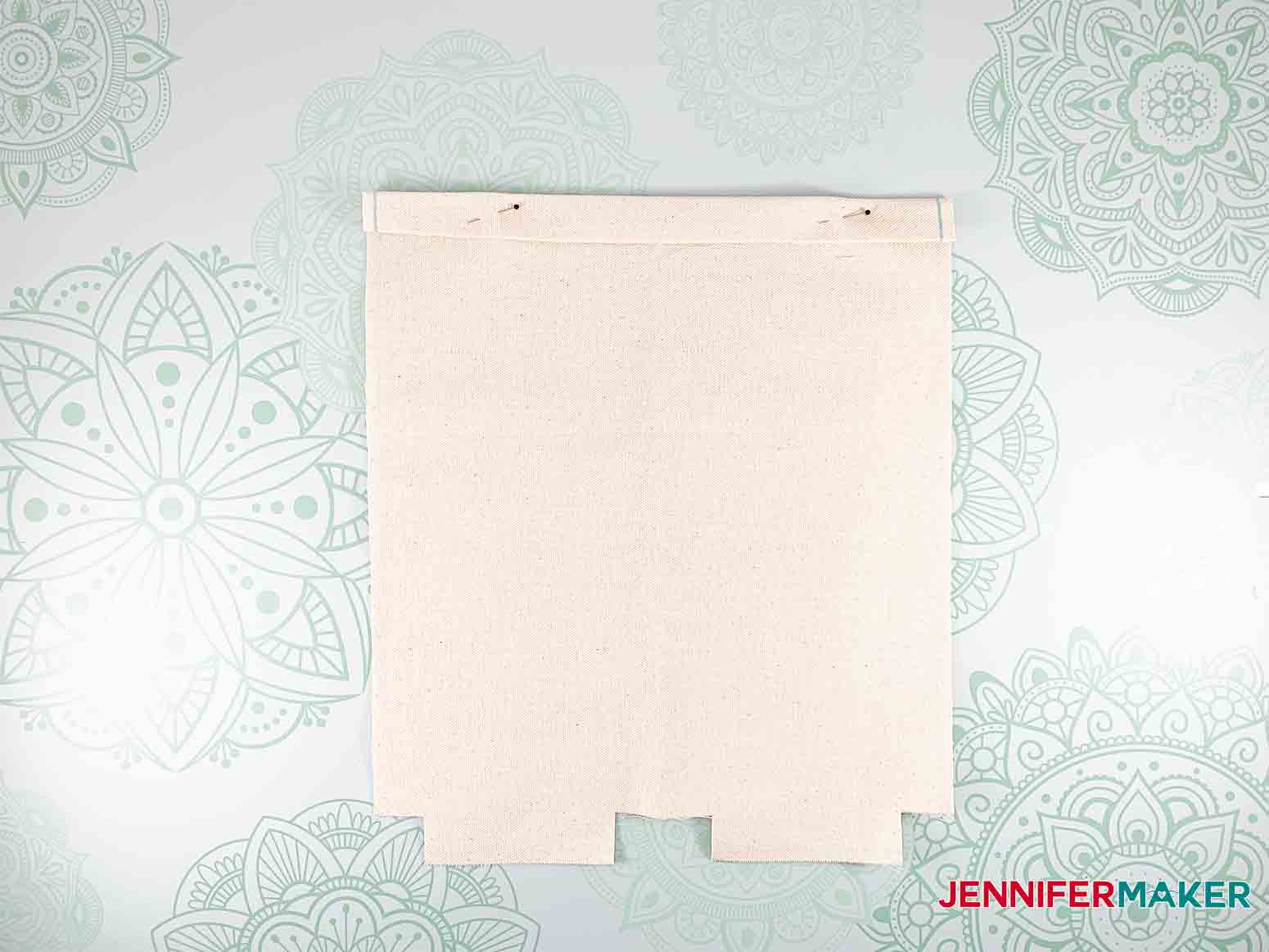 Festive-Holiday-Wine-Totes-JenniferMaker-fold-and-iron-top.jpg