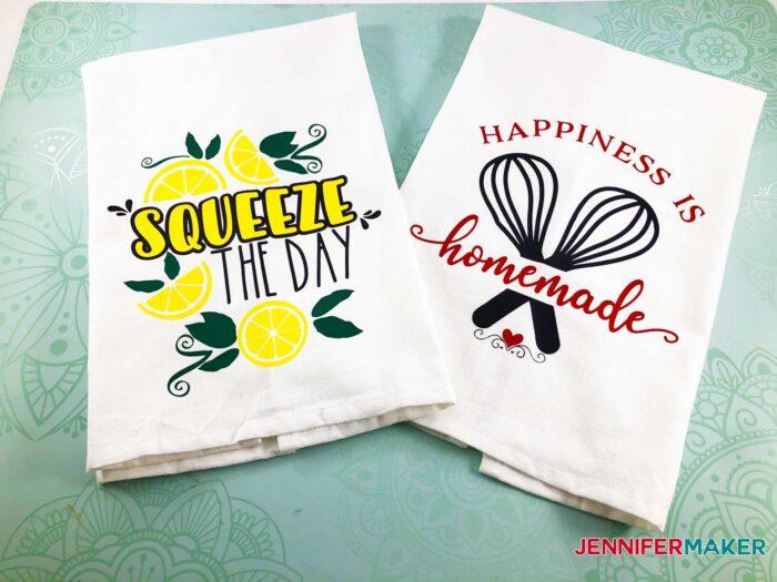 Decorative Hand Towels Jennifermaker finished
