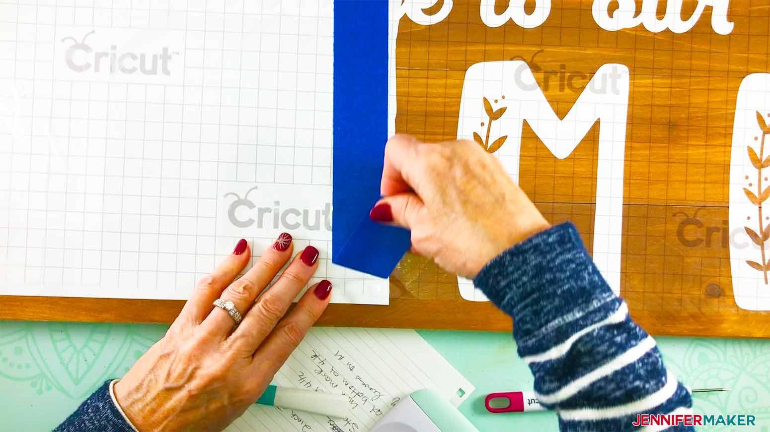 Home-Board-Jennifermaker-remove-painter-tape-hinge