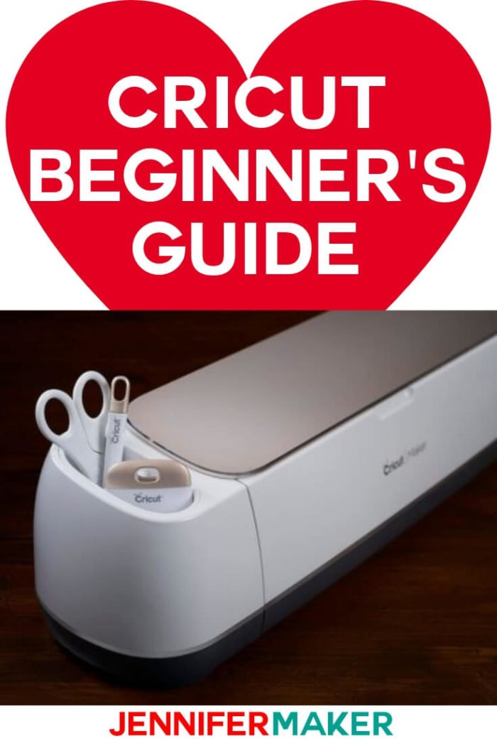 Are you a new Cricut owner? This is a step-by-step guide to setting up your new Cricut cutting machine so you can make the most of it right from the start!  #cricut #cricutmade #cricutmaker #cricutexplore