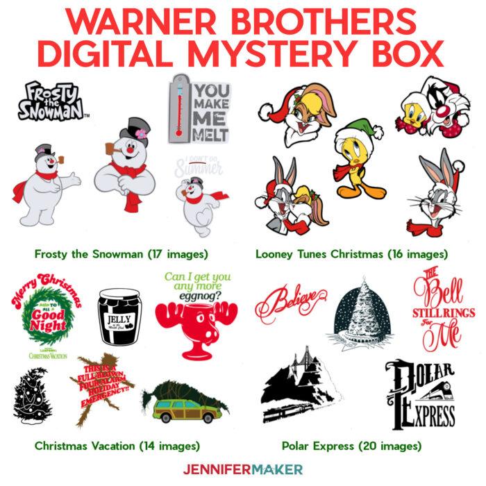 Warner Brothers Mystery Box