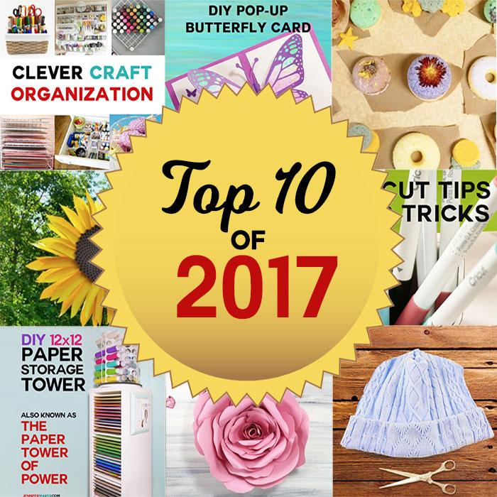 Best DIY Crafts of 2017