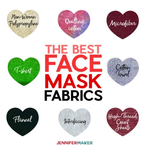 Best Fabric for DIY Face Masks