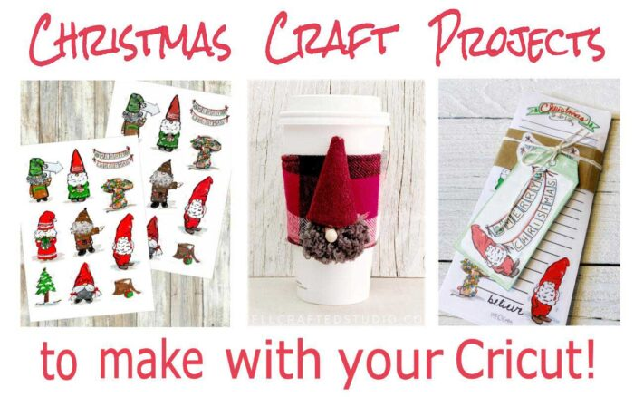 Christmas Crafts from Well Crafted Studio