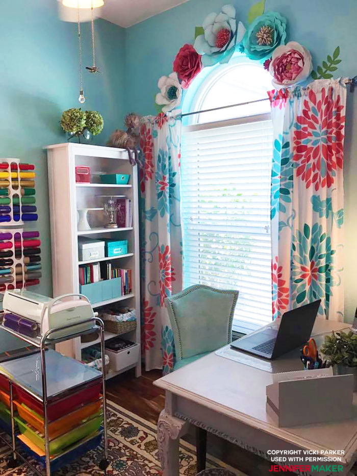 Craft Room Paint Colors Ideas Jennifer Maker