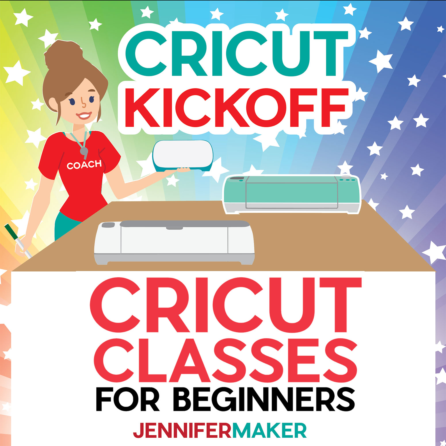 Cricut Classes for Beginners: Online Classes & In-Person Classes Near Me - Free Cricut Online Classes to setup your Cricut