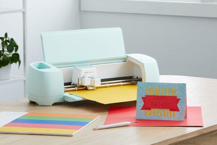 Cricut Smart Paper on the Cricut Explore 3 cutting machine